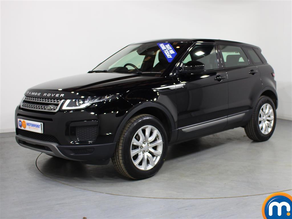 Land Rover Range Rover Evoque SE - Stock Number (974762) - Passenger side front corner
