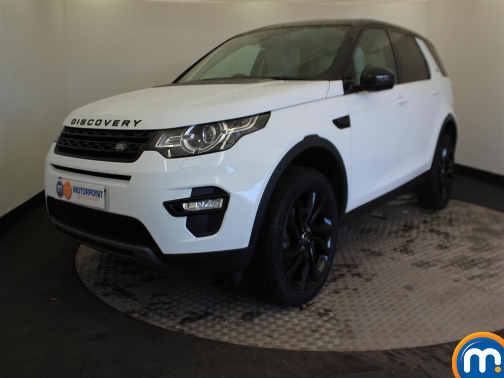 Land Rover Discovery Sport HSE Black - Stock Number (975746) - Passenger side front corner