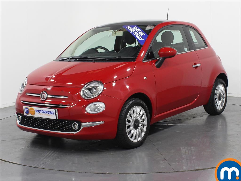 Fiat 500 Lounge - Stock Number (976949) - Passenger side front corner