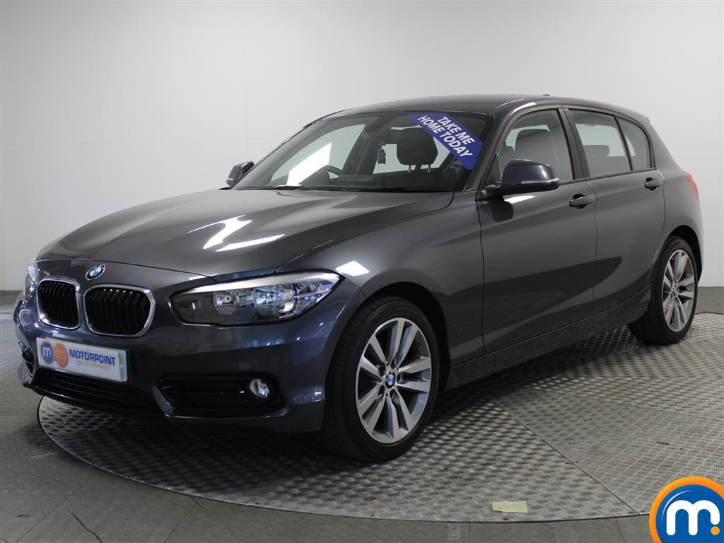 BMW 1 Series Sport - Stock Number (960061) - Passenger side front corner