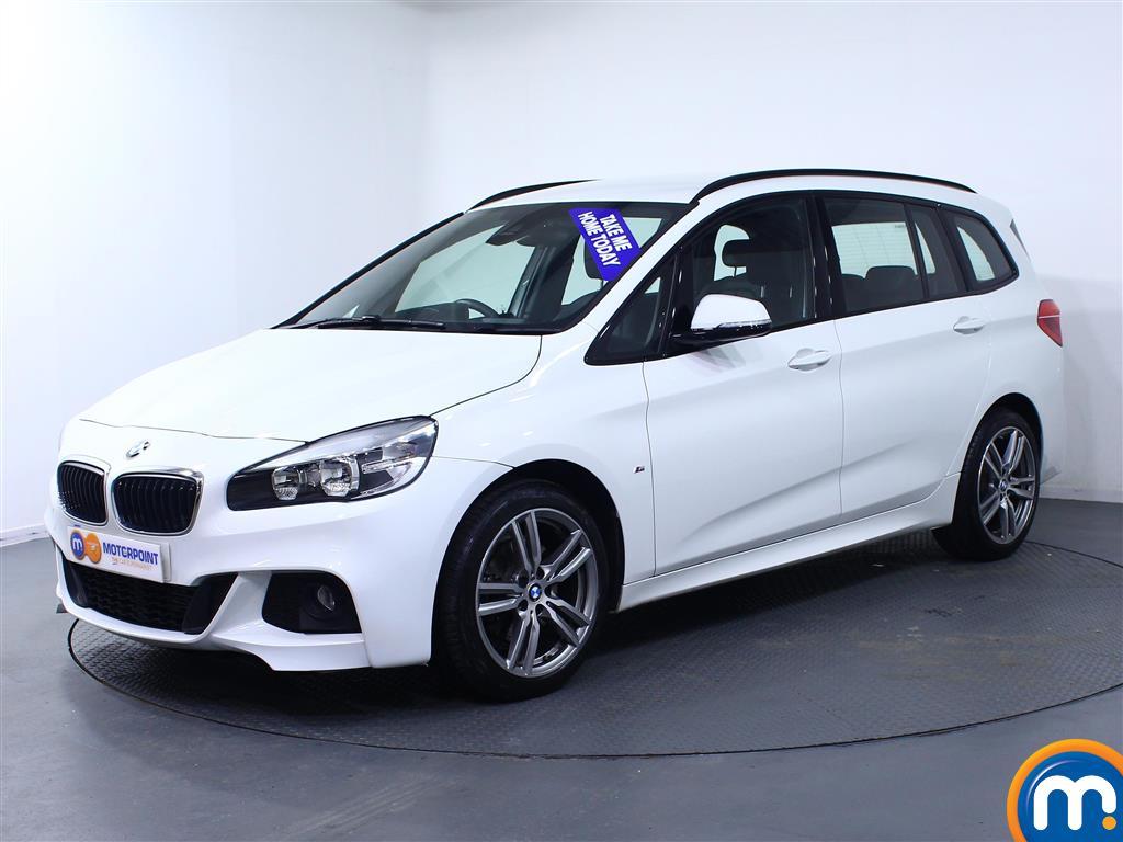 BMW 2 Series M Sport Automatic Petrol Estate - Stock Number (977134) - Passenger side front corner