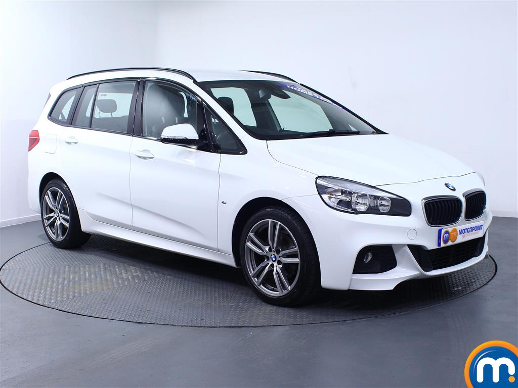 BMW 2 Series M Sport Automatic Petrol Estate - Stock Number (977134) - Drivers side front corner