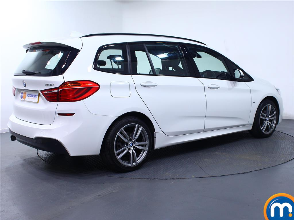 BMW 2 Series M Sport Automatic Petrol Estate - Stock Number (977134) - Drivers side rear corner