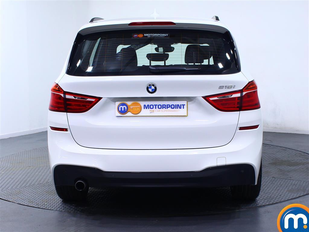 BMW 2 Series M Sport Automatic Petrol Estate - Stock Number (977134) - Rear bumper
