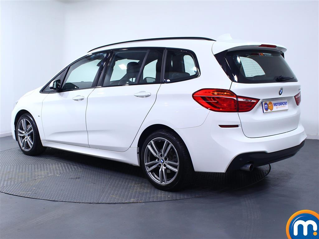 BMW 2 Series M Sport Automatic Petrol Estate - Stock Number (977134) - Passenger side rear corner