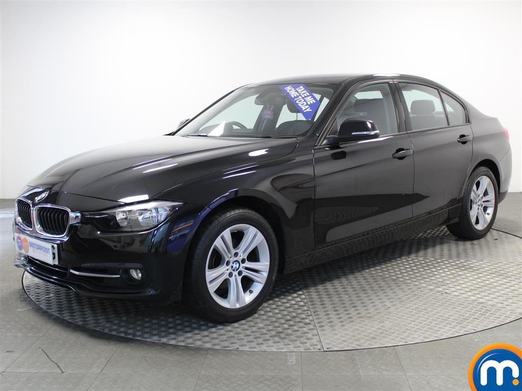 BMW 3 Series Sport - Stock Number (973740) - Passenger side front corner