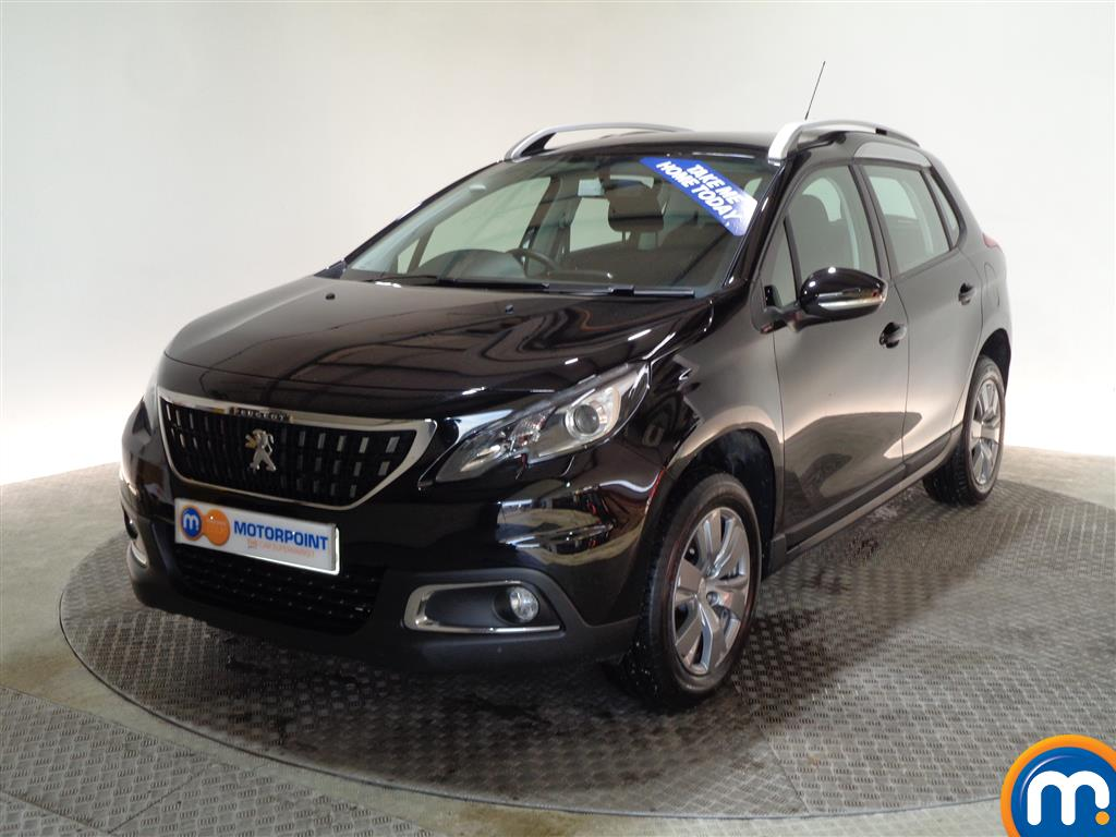 Peugeot 2008 Active Manual Petrol Estate - Stock Number (975535) - Passenger side front corner