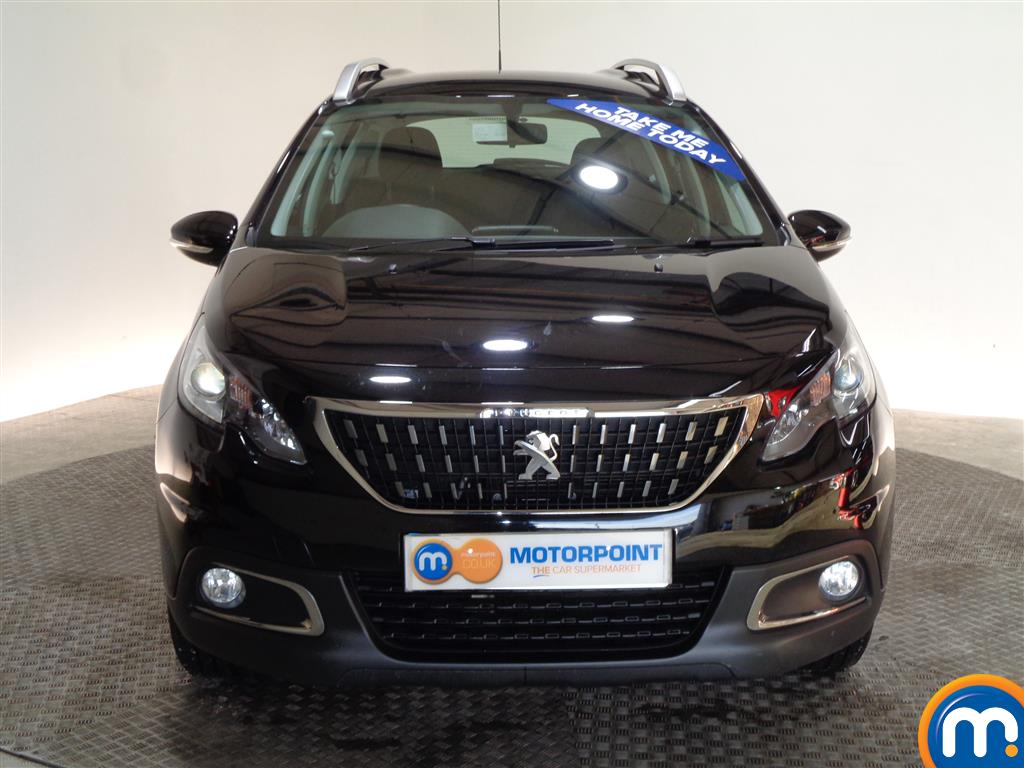 Peugeot 2008 Active Manual Petrol Estate - Stock Number (975535) - Front bumper