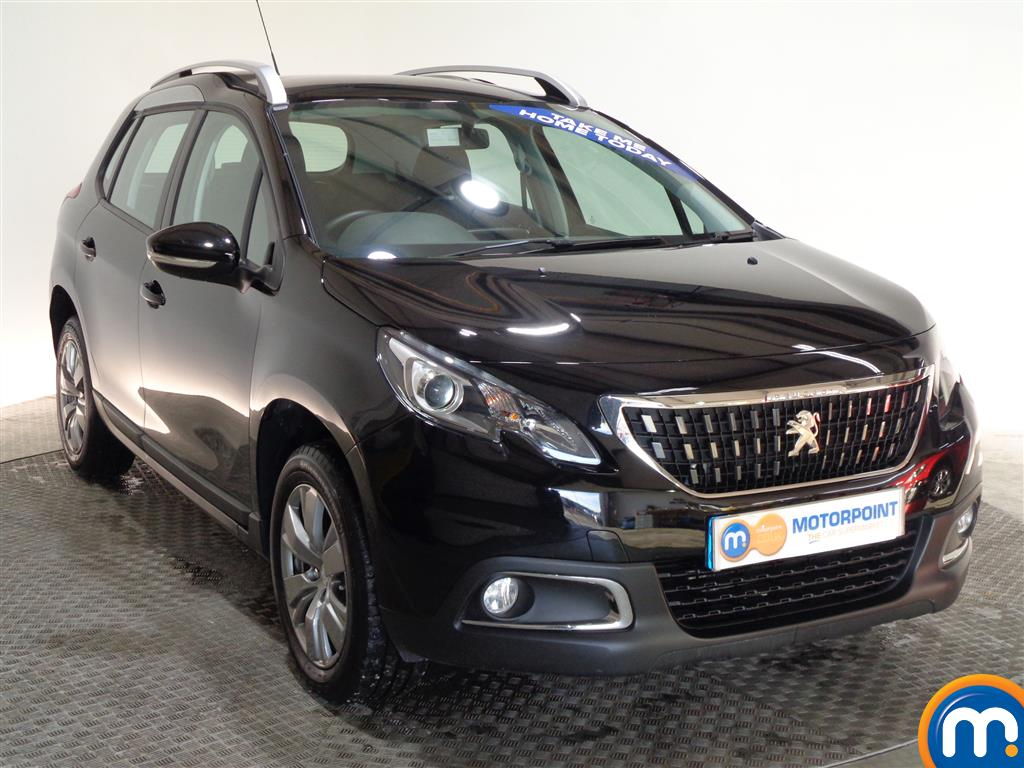 Peugeot 2008 Active Manual Petrol Estate - Stock Number (975535) - Drivers side front corner