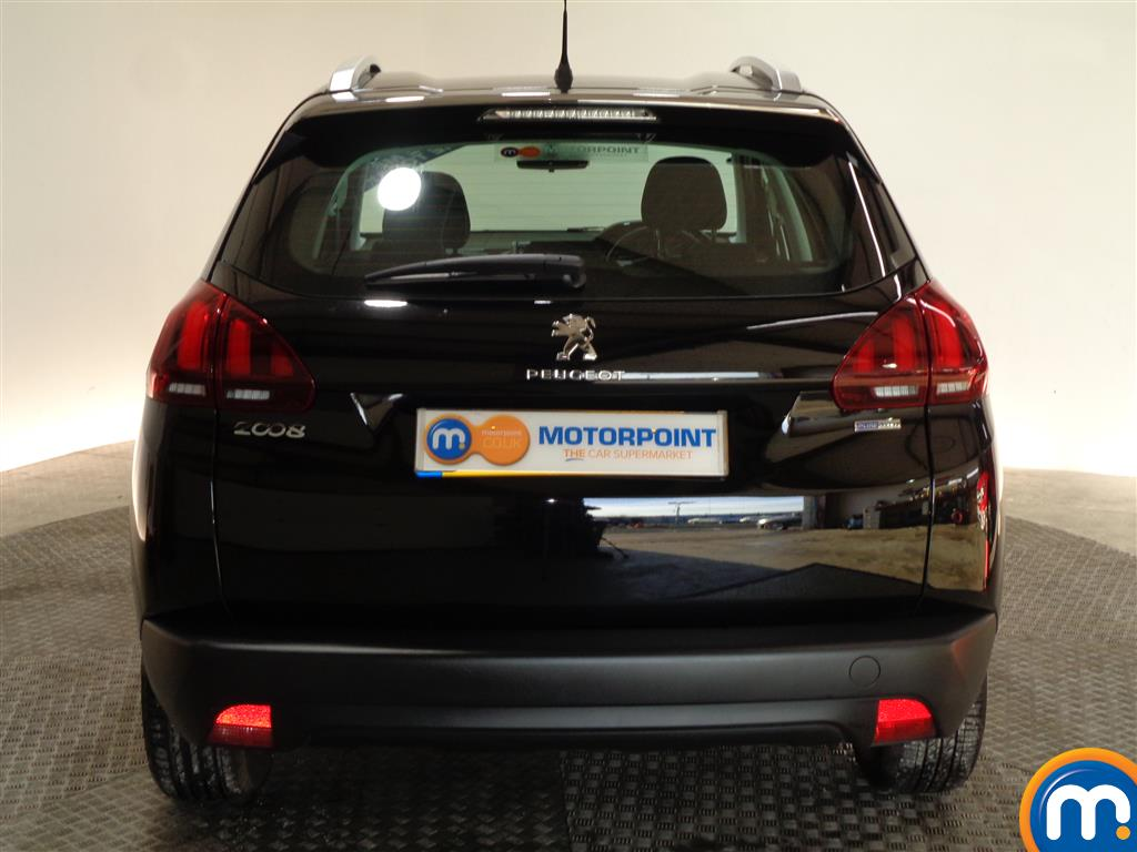 Peugeot 2008 Active Manual Petrol Estate - Stock Number (975535) - Rear bumper