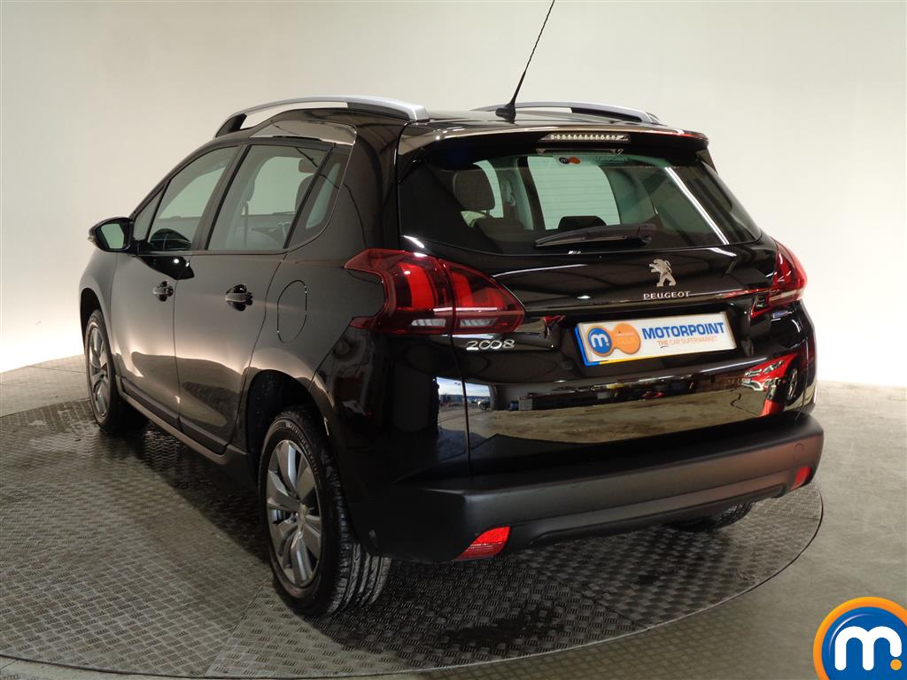 Peugeot 2008 Active Manual Petrol Estate - Stock Number (975535) - Passenger side rear corner