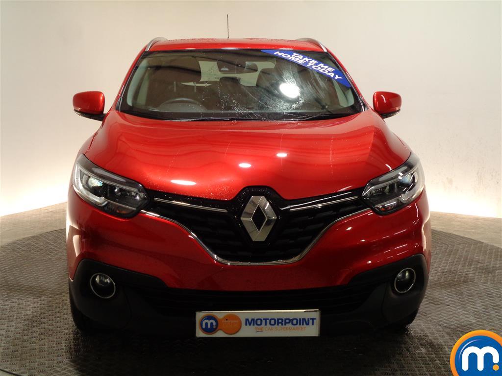 Renault Kadjar Dynamique Nav Manual Diesel Hatchback - Stock Number (977974) - Front bumper