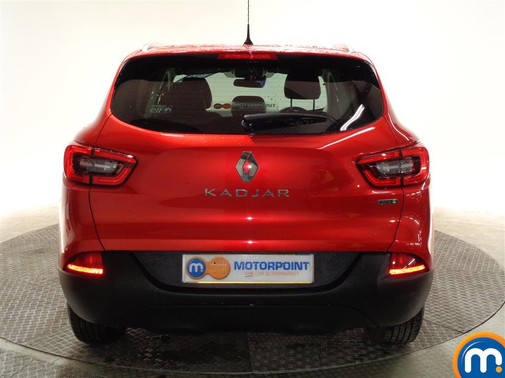 Renault Kadjar Dynamique Nav Manual Diesel Hatchback - Stock Number (977974) - Rear bumper