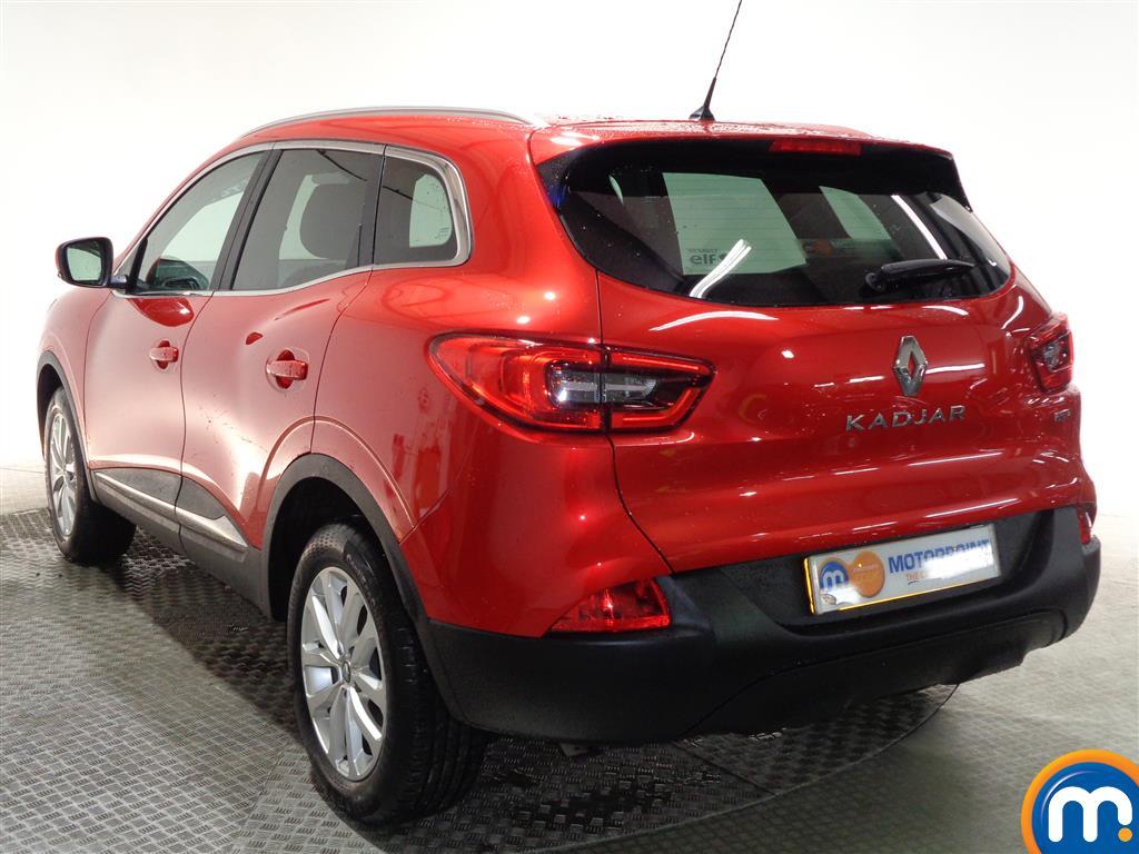 Renault Kadjar Dynamique Nav Manual Diesel Hatchback - Stock Number (977974) - Passenger side rear corner