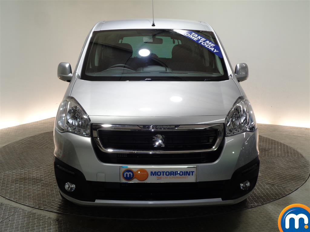Peugeot Partner Tepee Active Automatic Diesel Estate - Stock Number (978084) - Front bumper