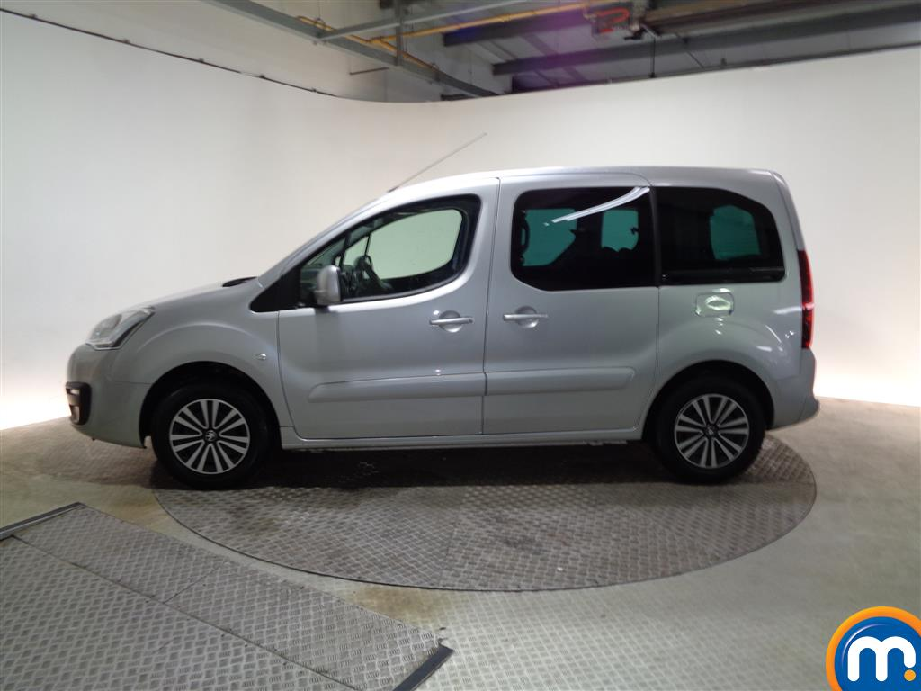 Peugeot Partner Tepee Active Automatic Diesel Estate - Stock Number (978084) - Drivers side