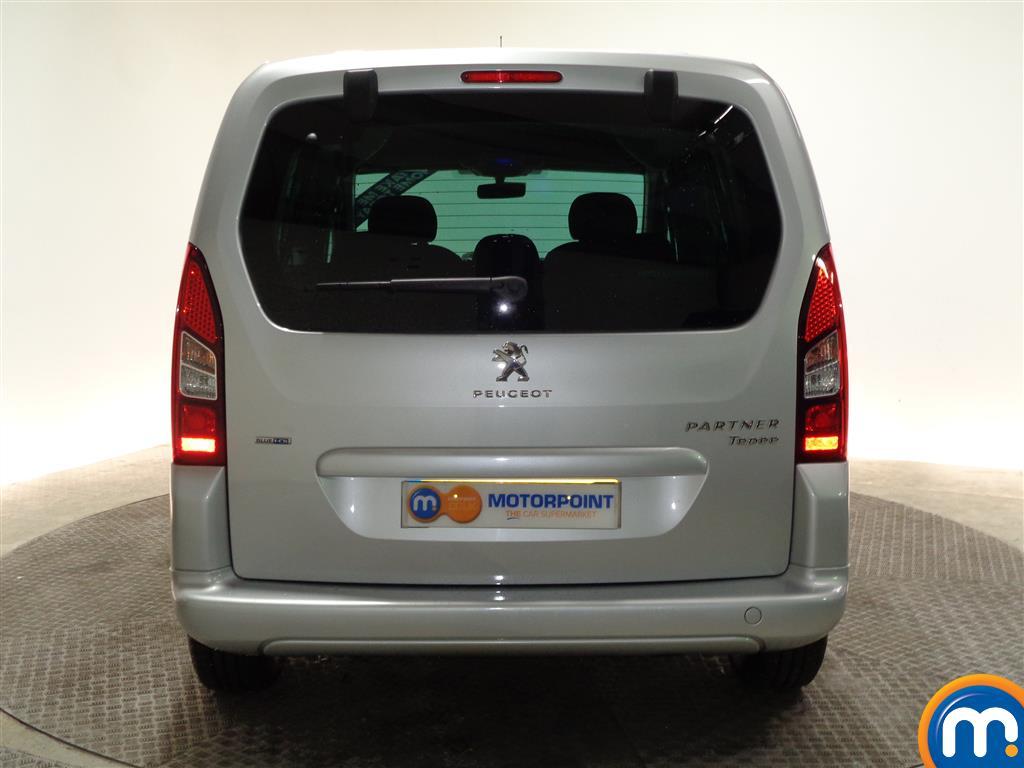 Peugeot Partner Tepee Active Automatic Diesel Estate - Stock Number (978084) - Rear bumper