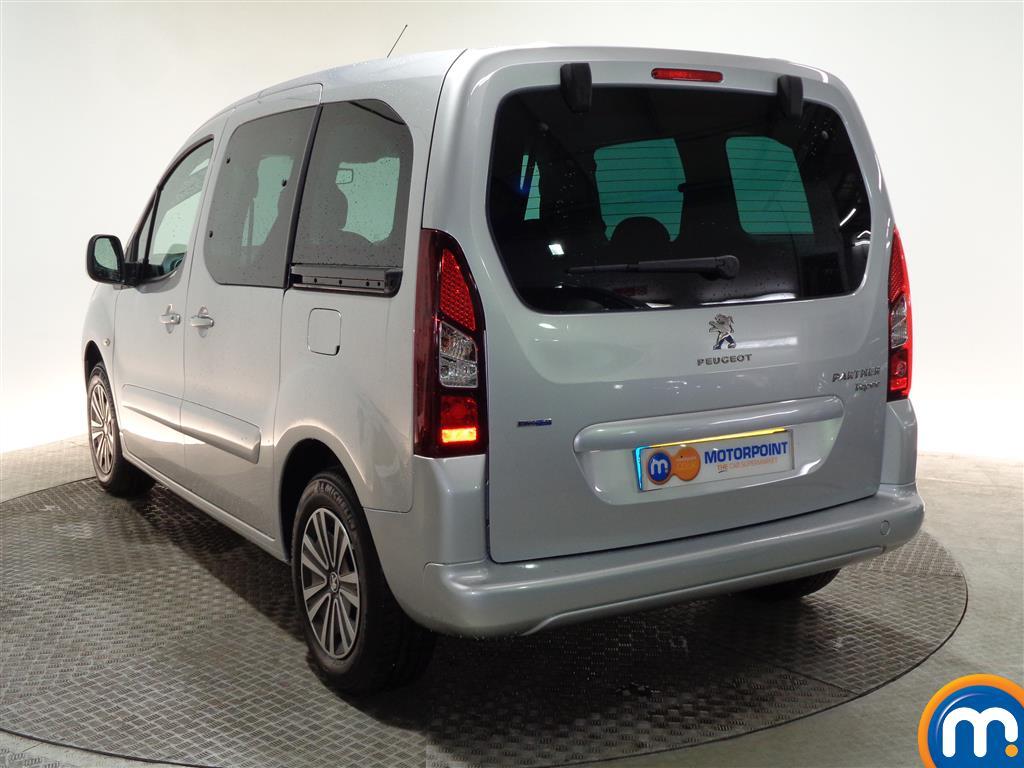 Peugeot Partner Tepee Active Automatic Diesel Estate - Stock Number (978084) - Passenger side rear corner