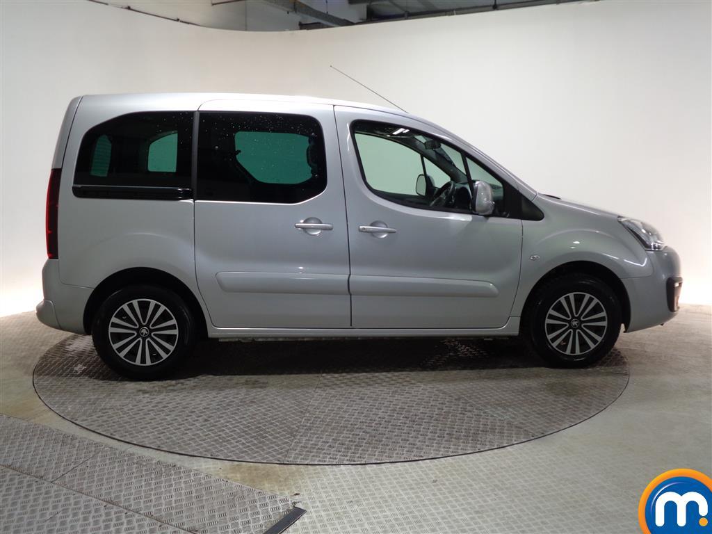 Peugeot Partner Tepee Active Automatic Diesel Estate - Stock Number (978084) - Passenger side