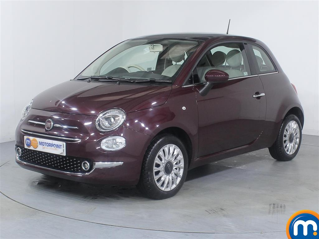 Fiat 500 Lounge - Stock Number (974999) - Passenger side front corner