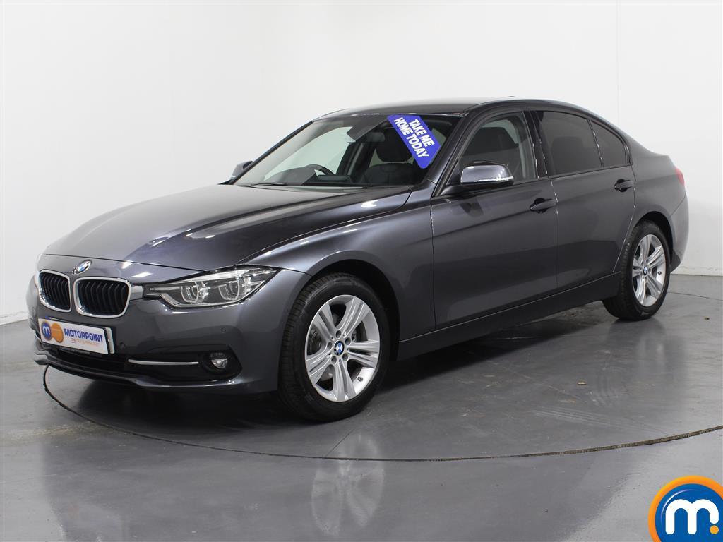 BMW 3 Series Sport - Stock Number (965967) - Passenger side front corner