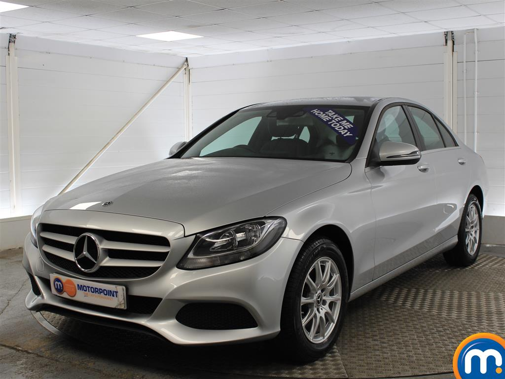 Mercedes-Benz C Class SE - Stock Number (976725) - Passenger side front corner