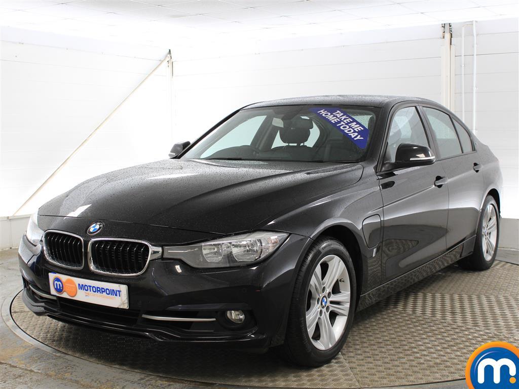 BMW 3 Series Sport - Stock Number (976527) - Passenger side front corner