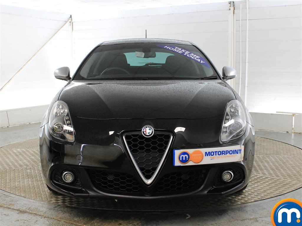 Alfa Romeo Giulietta Tecnica Manual Diesel Hatchback - Stock Number (975265) - Front bumper