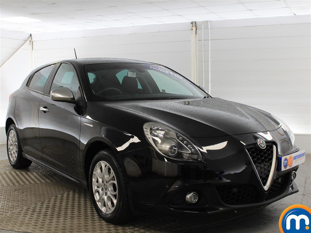 Alfa Romeo Giulietta Tecnica Manual Diesel Hatchback - Stock Number (975265) - Drivers side front corner