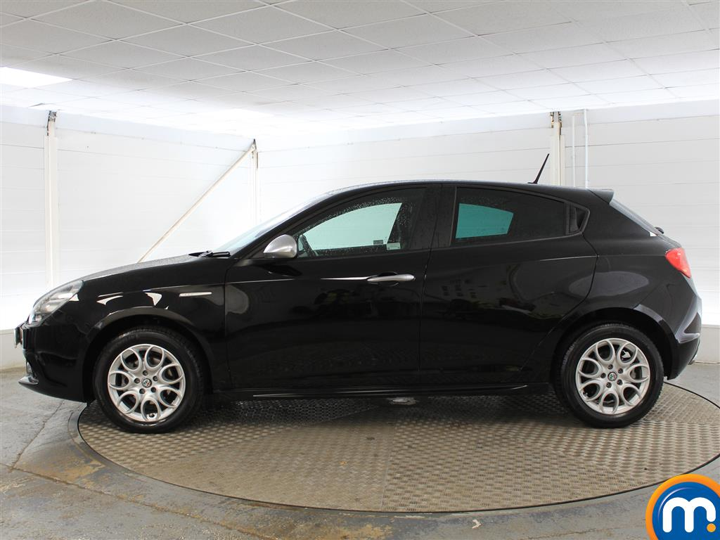 Alfa Romeo Giulietta Tecnica Manual Diesel Hatchback - Stock Number (975265) - Passenger side