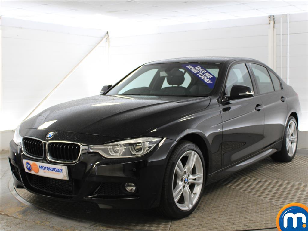 BMW 3 Series M Sport - Stock Number (976777) - Passenger side front corner
