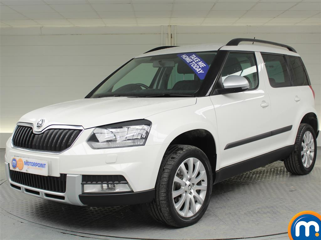 Skoda Yeti Outdoor SE - Stock Number (976309) - Passenger side front corner