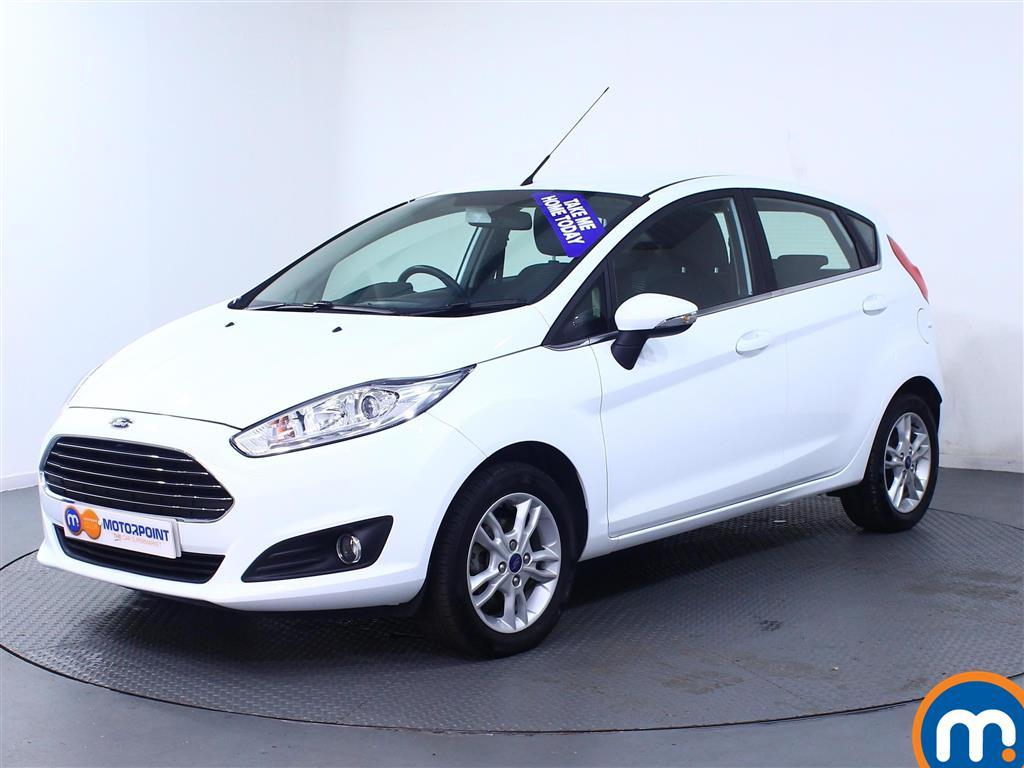 Ford Fiesta Zetec - Stock Number (979518) - Passenger side front corner