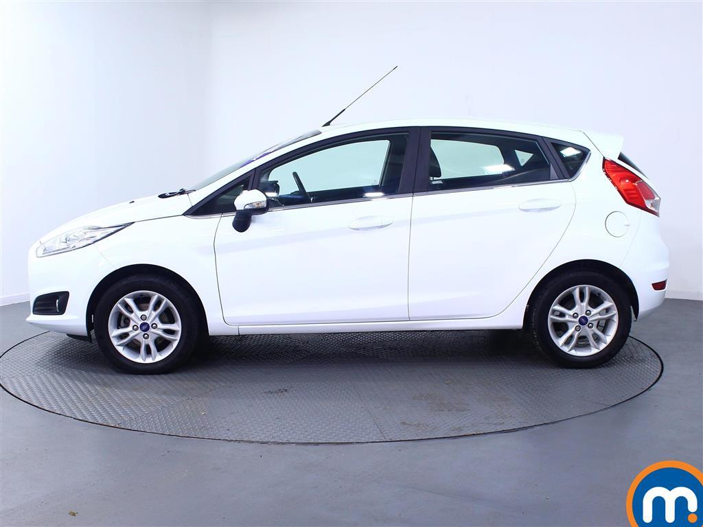Ford Fiesta Zetec Manual Petrol Hatchback - Stock Number (979518) - Passenger side