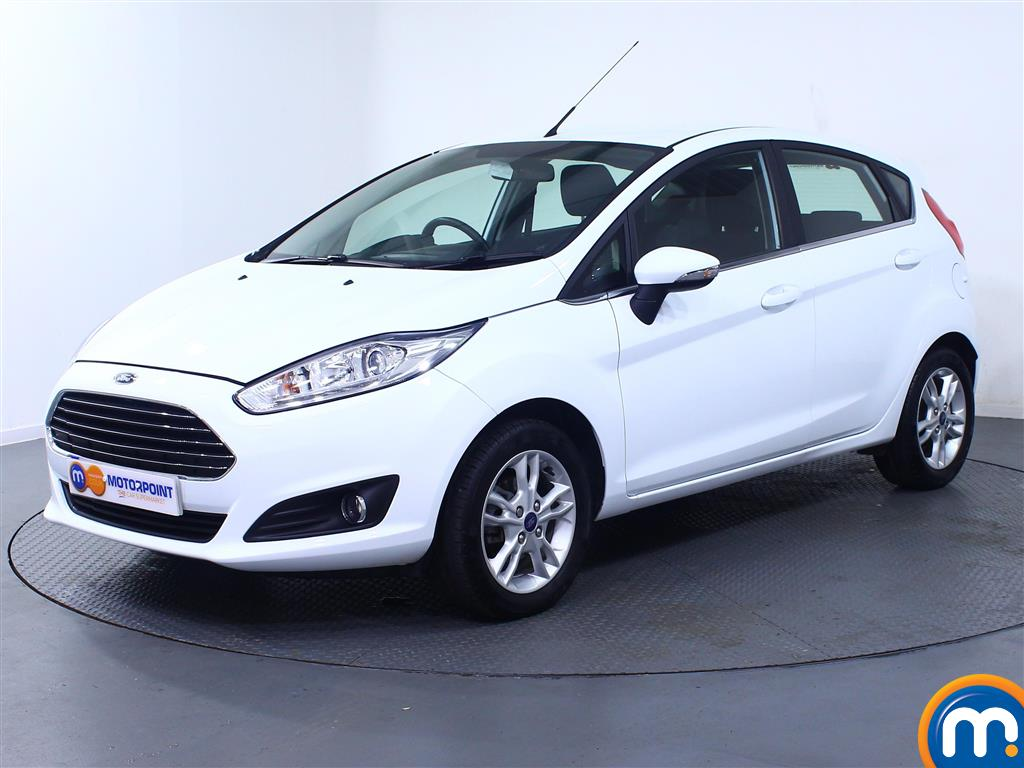 Ford Fiesta Zetec - Stock Number (979520) - Passenger side front corner