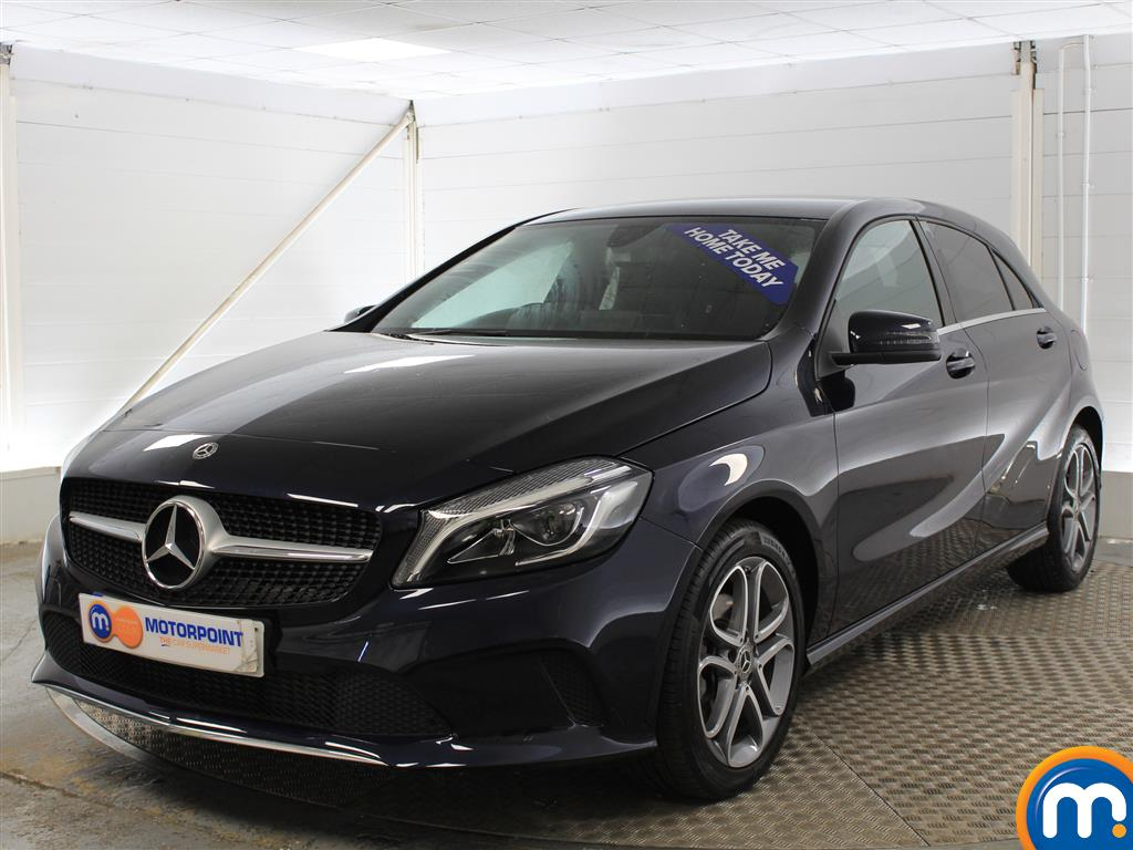 Mercedes-Benz A Class Sport Edition - Stock Number (976498) - Passenger side front corner