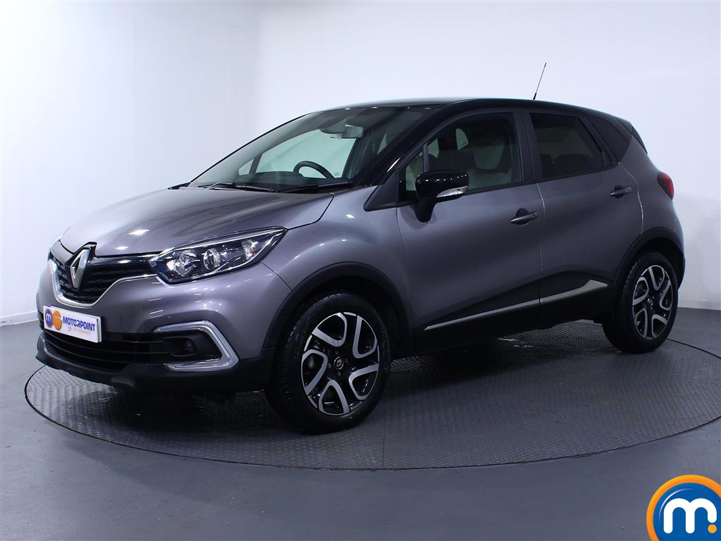 Renault Captur Iconic - Stock Number (966604) - Passenger side front corner
