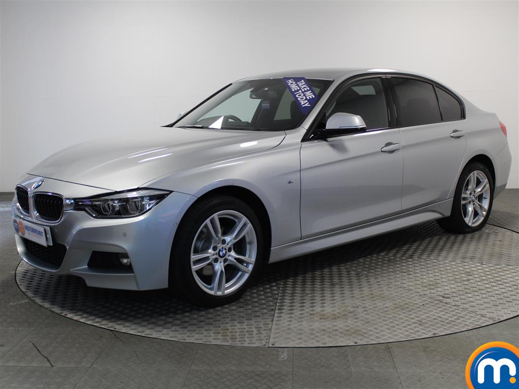 BMW 3 Series M Sport - Stock Number (957893) - Passenger side front corner