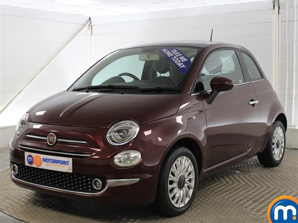 Fiat 500 Lounge - Stock Number (978535) - Passenger side front corner
