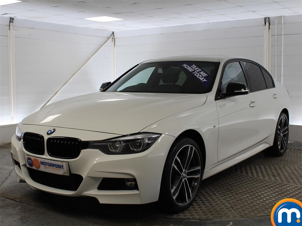 BMW 3 Series M Sport Shadow Edition - Stock Number (975294) - Passenger side front corner