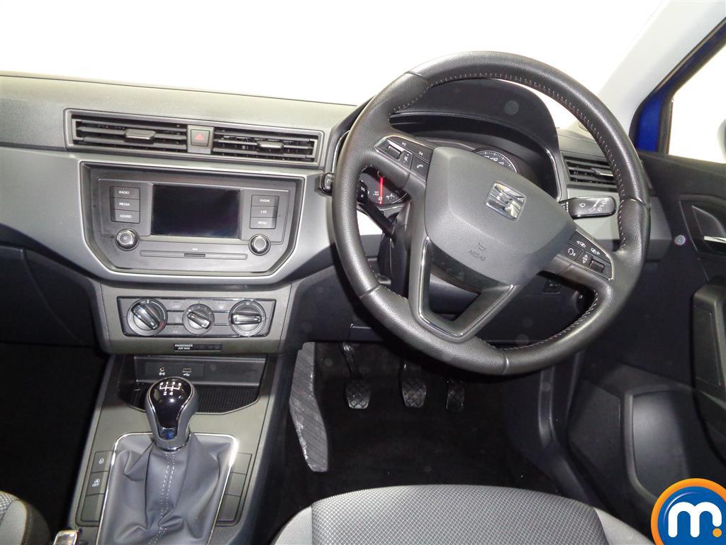 Seat Ibiza SE Manual Petrol Hatchback - Stock Number (978485) - 4th supplementary image