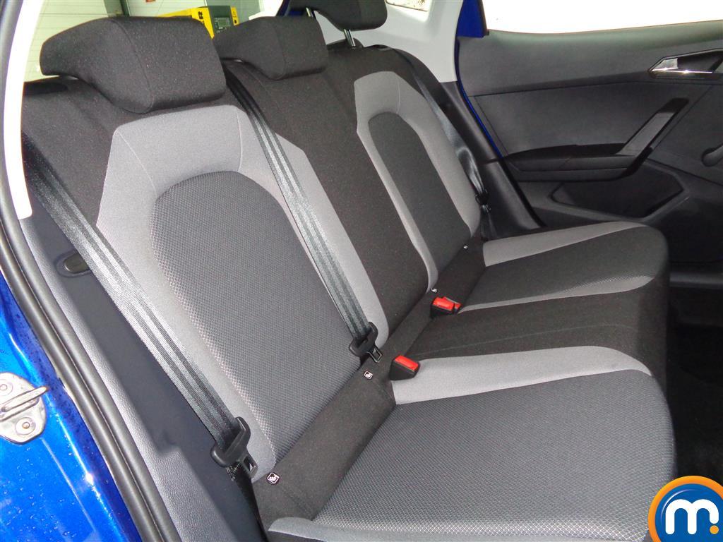 Seat Ibiza SE Manual Petrol Hatchback - Stock Number (978485) - 5th supplementary image
