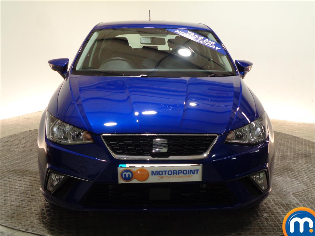 Seat Ibiza SE Manual Petrol Hatchback - Stock Number (978485) - Front bumper