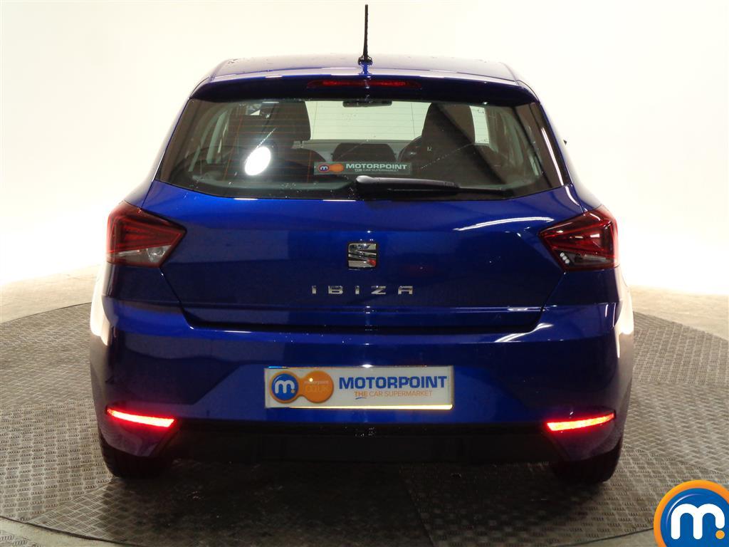 Seat Ibiza SE Manual Petrol Hatchback - Stock Number (978485) - Rear bumper