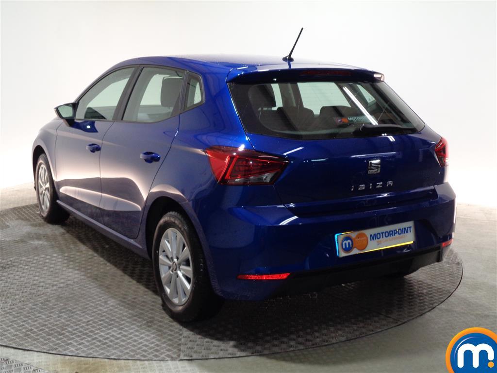 Seat Ibiza SE Manual Petrol Hatchback - Stock Number (978485) - Passenger side rear corner