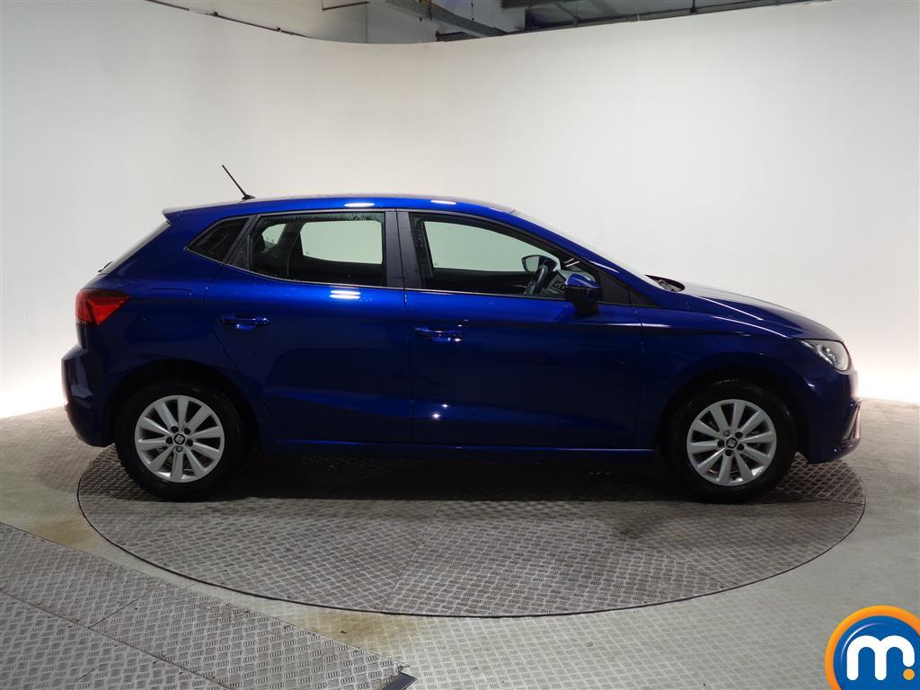 Seat Ibiza SE Manual Petrol Hatchback - Stock Number (978485) - Passenger side