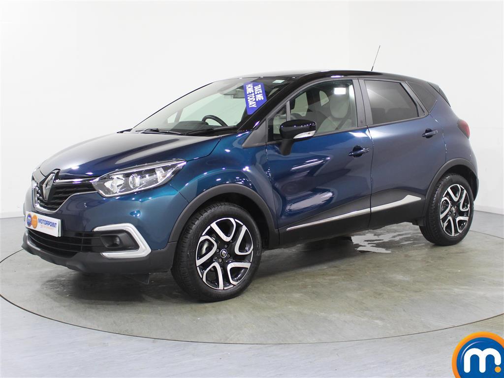 Renault Captur Iconic - Stock Number (966464) - Passenger side front corner
