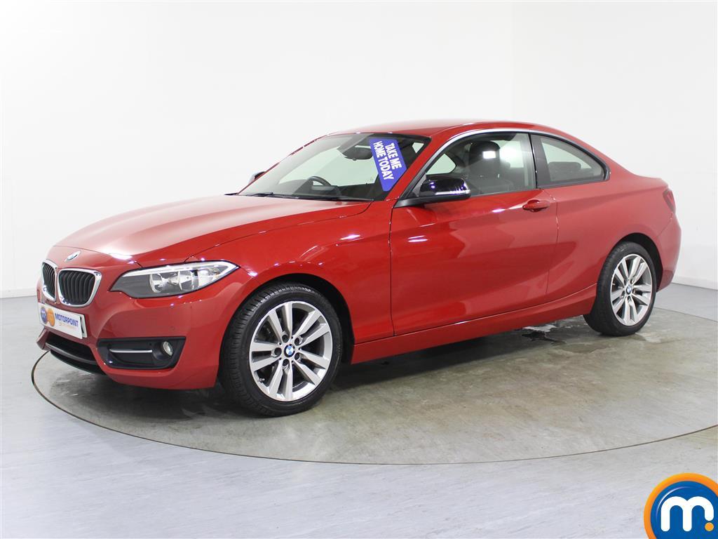 BMW 2 Series Sport - Stock Number (976802) - Passenger side front corner