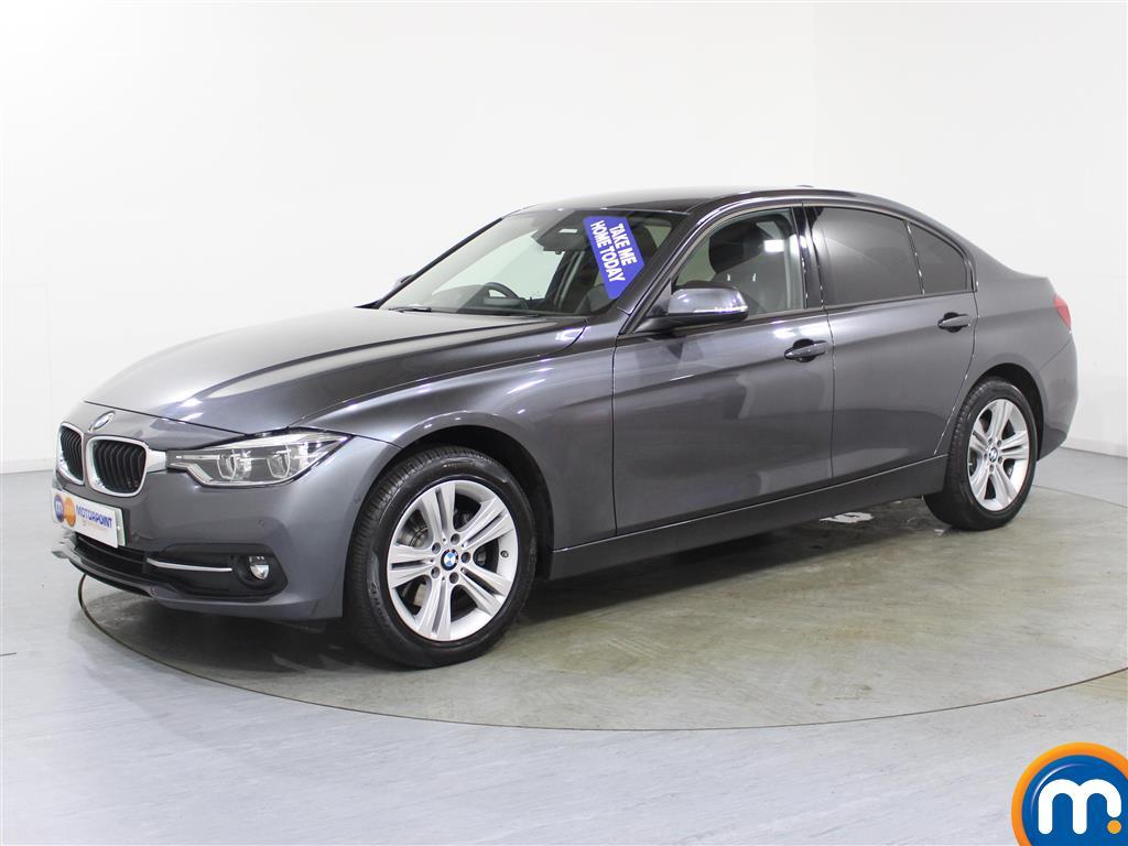 BMW 3 Series Sport - Stock Number (965957) - Passenger side front corner