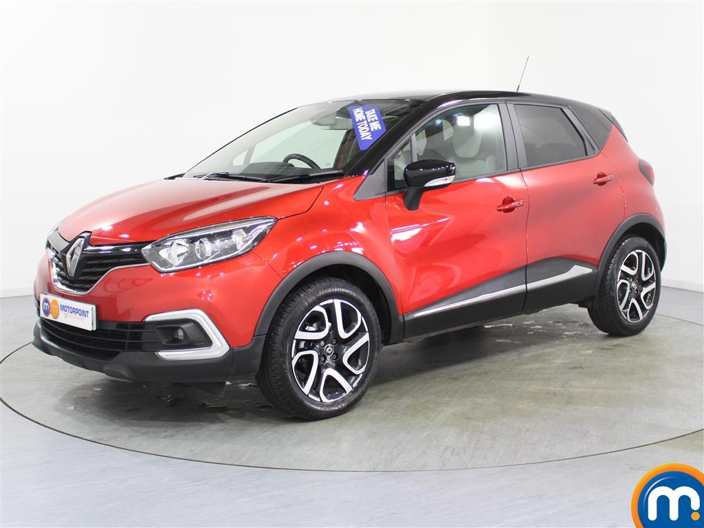 Renault Captur Iconic - Stock Number (966469) - Passenger side front corner